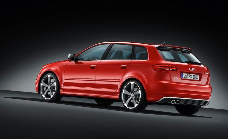 2015 Audi RS3 sedan (artist's rendering) - Slide 4