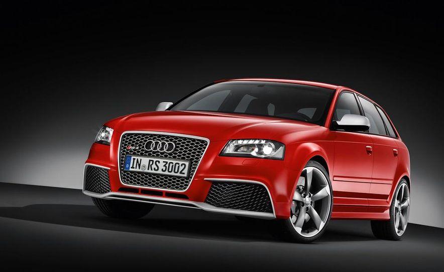 2015 Audi RS3 sedan (artist's rendering) - Slide 6
