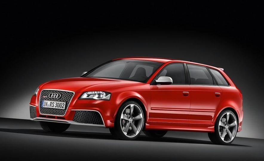 2015 Audi RS3 sedan (artist's rendering) - Slide 7