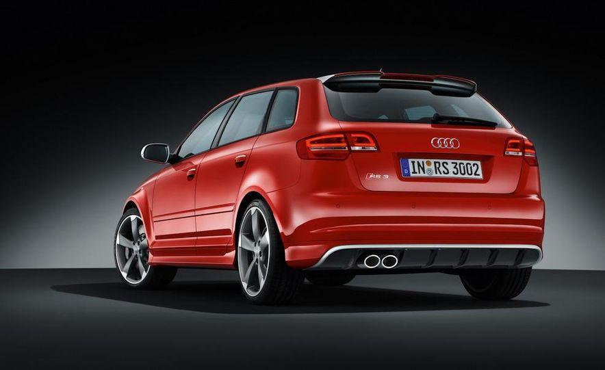 2015 Audi RS3 sedan (artist's rendering) - Slide 8