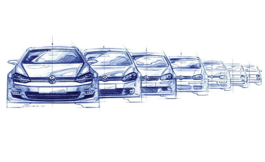 2015 Volkswagen Golf TSI BlueMotion 3-door - Slide 90