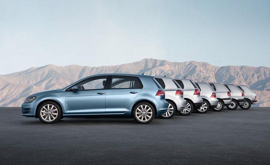 2015 Volkswagen Golf TSI BlueMotion 3-door - Slide 88