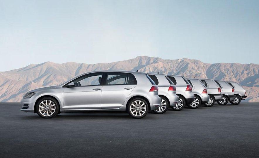 2015 Volkswagen Golf TSI BlueMotion 3-door - Slide 89