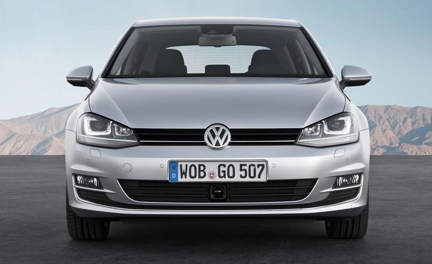 2015 Volkswagen Golf TSI BlueMotion 3-door - Slide 86