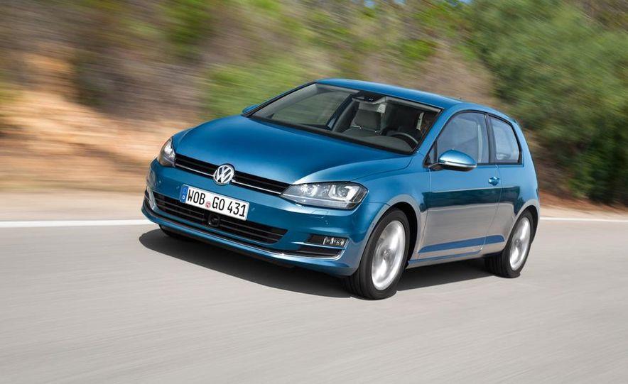 2015 Volkswagen Golf TSI BlueMotion 3-door - Slide 1