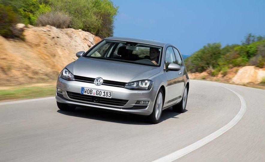 2015 Volkswagen Golf TSI BlueMotion 3-door - Slide 5