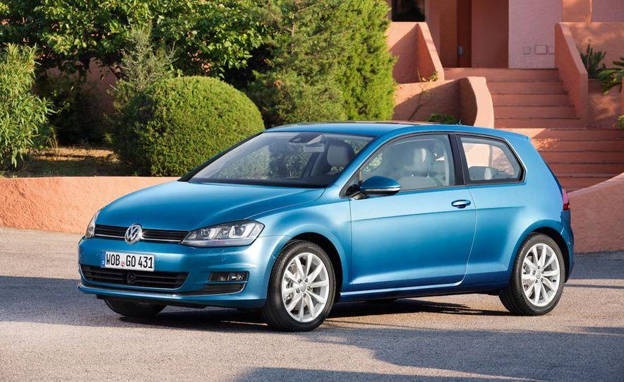 2015 Volkswagen Golf TSI BlueMotion 3-door - Slide 9