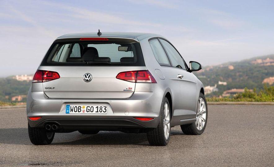 2015 Volkswagen Golf TSI BlueMotion 3-door - Slide 15