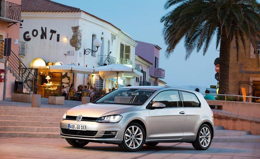 2015 Volkswagen Golf TSI BlueMotion 3-door - Slide 16