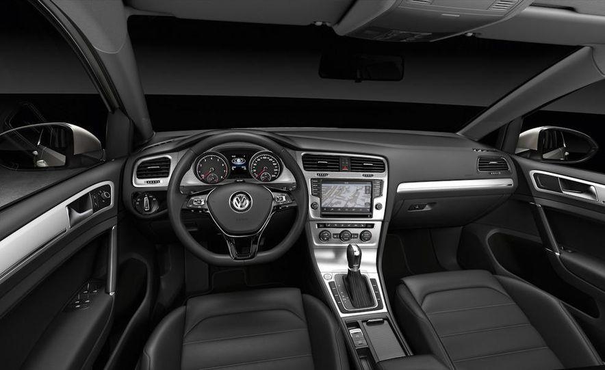 2015 Volkswagen Golf TSI BlueMotion 3-door - Slide 63