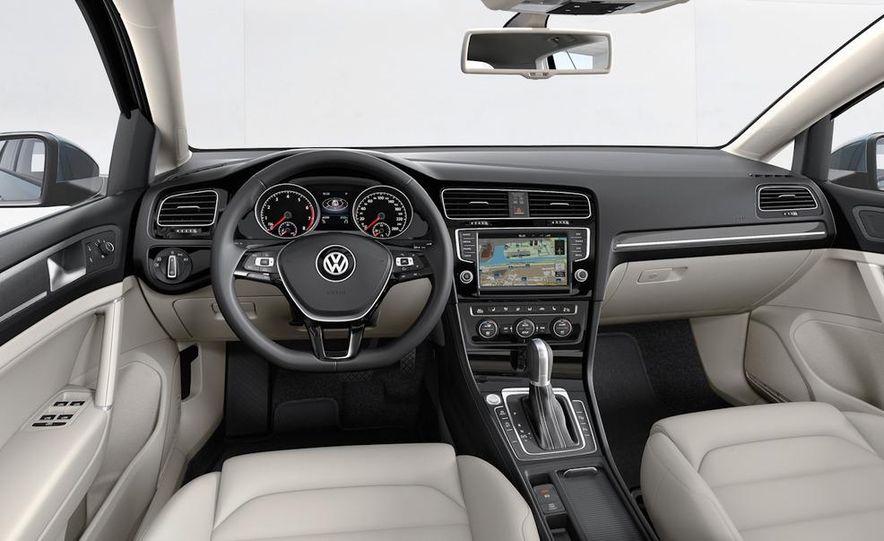 2015 Volkswagen Golf TSI BlueMotion 3-door - Slide 68