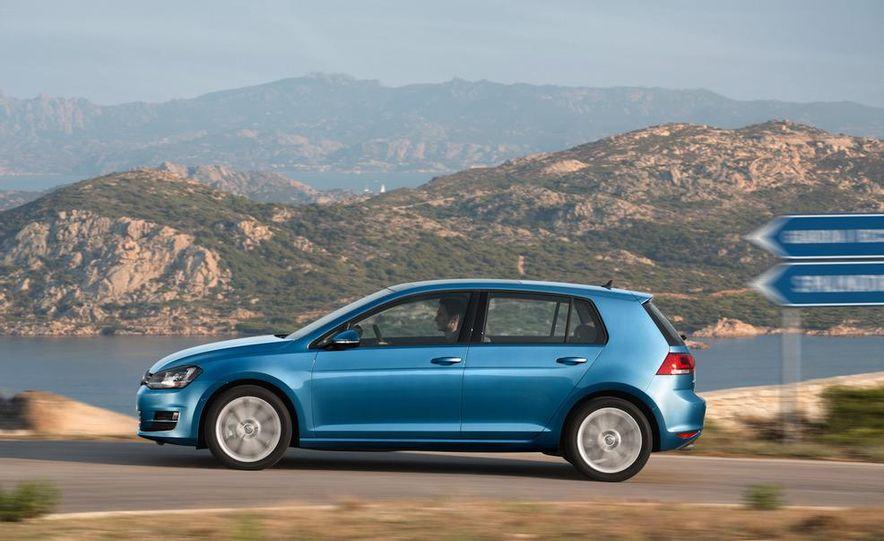 2015 Volkswagen Golf TSI BlueMotion 3-door - Slide 20