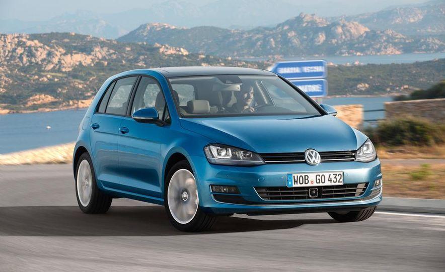 2015 Volkswagen Golf TSI BlueMotion 3-door - Slide 21