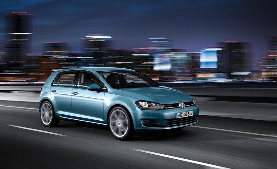 2015 Volkswagen Golf TSI BlueMotion 3-door - Slide 22