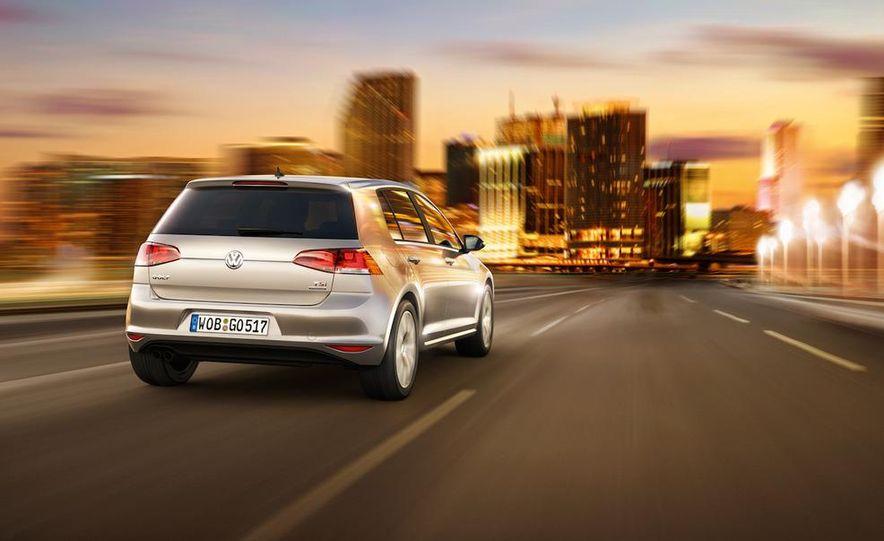 2015 Volkswagen Golf TSI BlueMotion 3-door - Slide 32