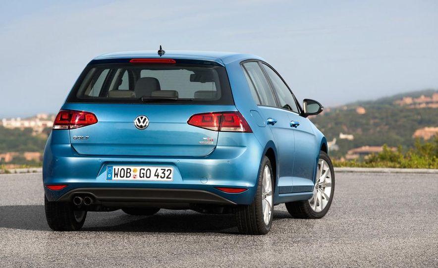2015 Volkswagen Golf TSI BlueMotion 3-door - Slide 37