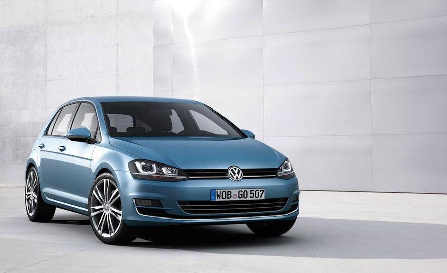 2015 Volkswagen Golf TSI BlueMotion 3-door - Slide 38