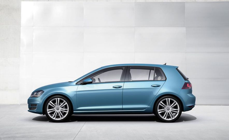 2015 Volkswagen Golf TSI BlueMotion 3-door - Slide 42