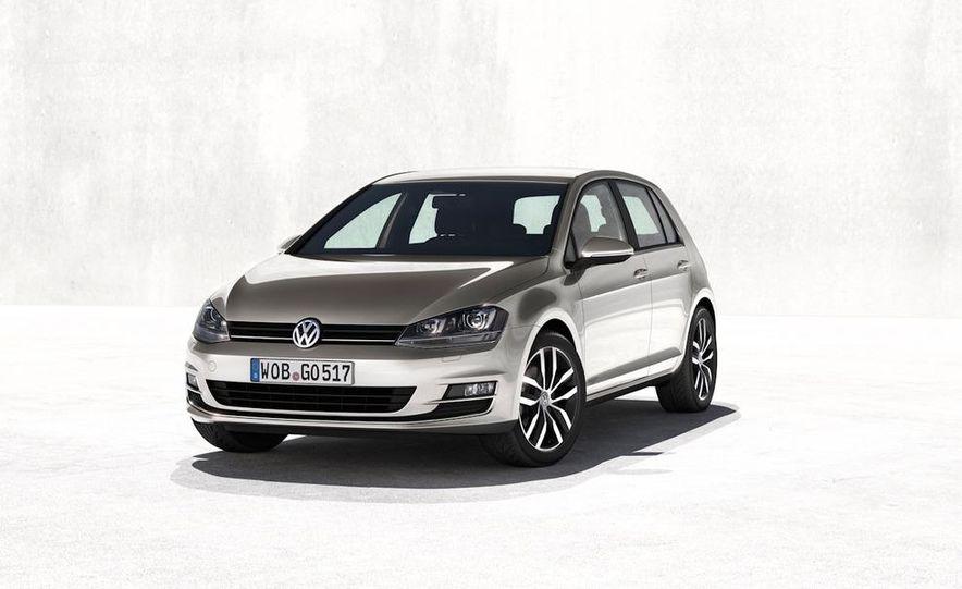 2015 Volkswagen Golf TSI BlueMotion 3-door - Slide 55