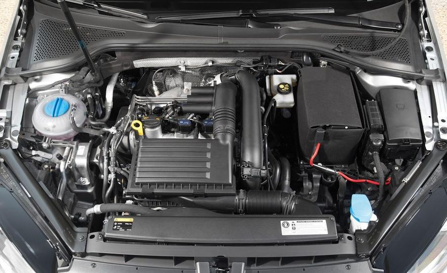 2015 Volkswagen Golf TSI BlueMotion 3-door - Slide 75