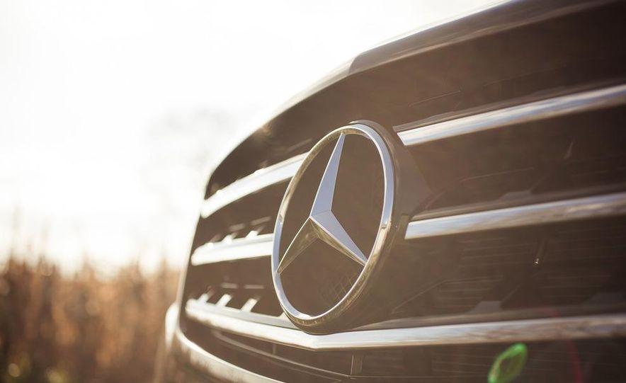 2012 Mercedes-Benz ML550 4MATIC Blue Efficiency - Slide 14