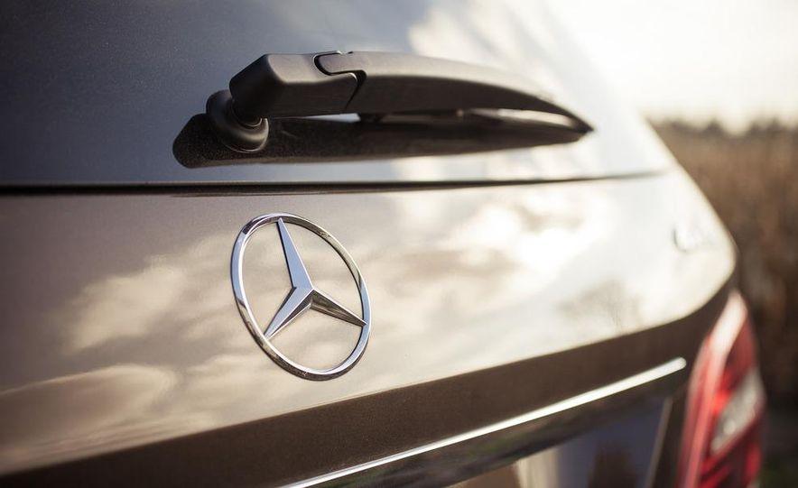 2012 Mercedes-Benz ML550 4MATIC Blue Efficiency - Slide 19