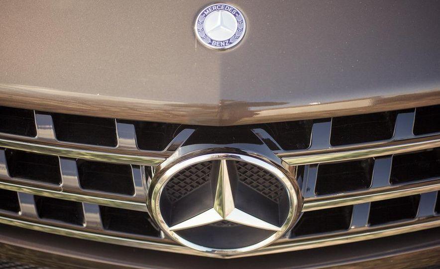 2012 Mercedes-Benz ML550 4MATIC Blue Efficiency - Slide 15