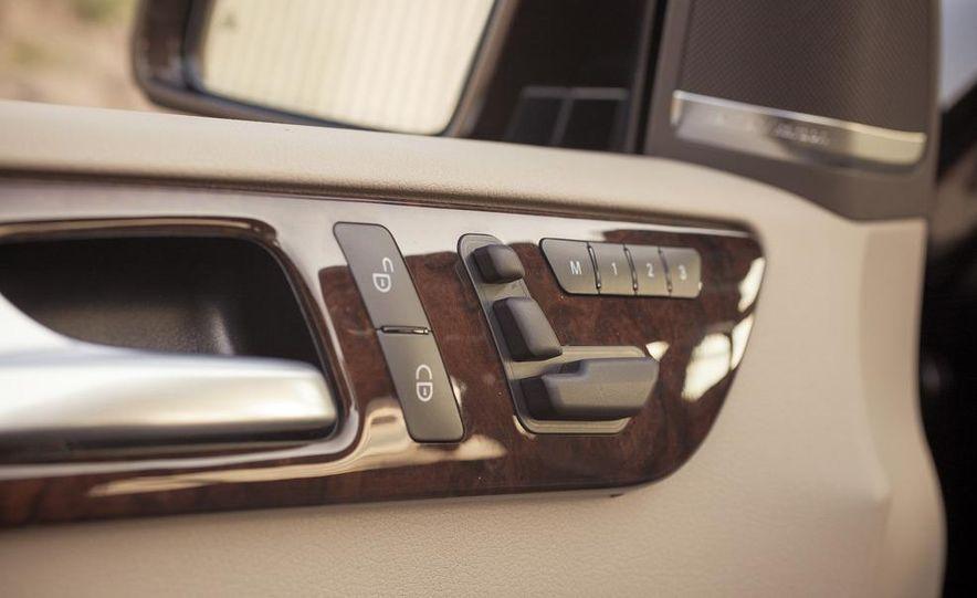 2012 Mercedes-Benz ML550 4MATIC Blue Efficiency - Slide 29