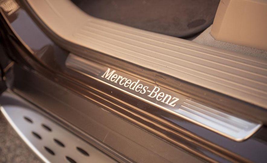 2012 Mercedes-Benz ML550 4MATIC Blue Efficiency - Slide 45