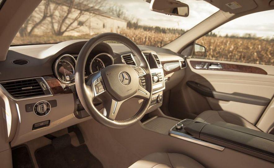2012 Mercedes-Benz ML550 4MATIC Blue Efficiency - Slide 26