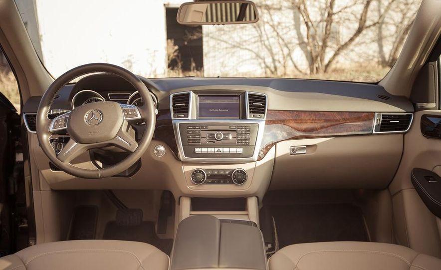 2012 Mercedes-Benz ML550 4MATIC Blue Efficiency - Slide 27
