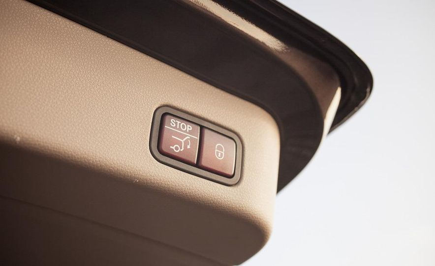 2012 Mercedes-Benz ML550 4MATIC Blue Efficiency - Slide 50