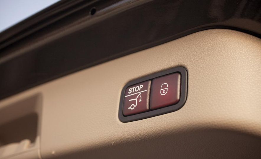2012 Mercedes-Benz ML550 4MATIC Blue Efficiency - Slide 51