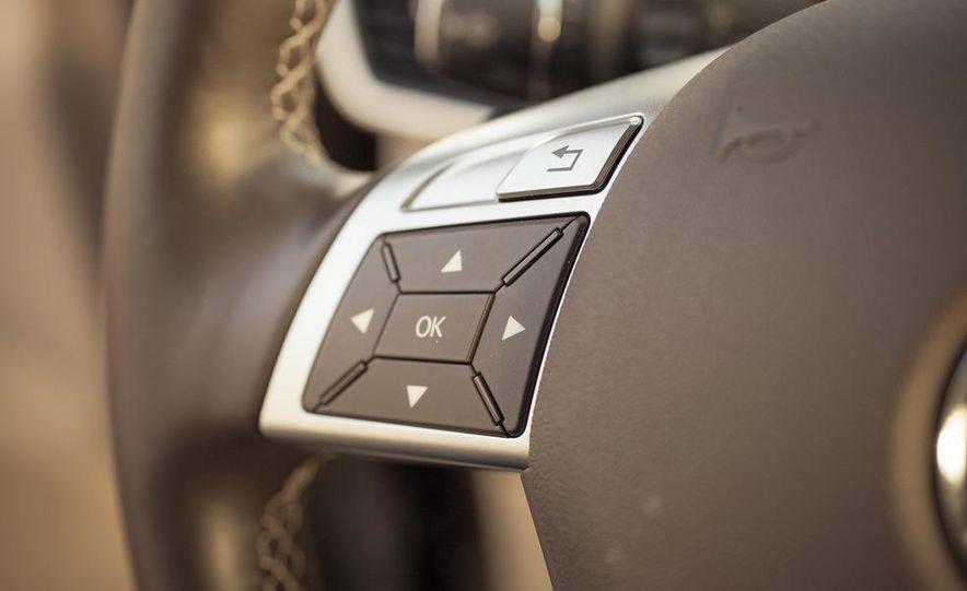 2012 Mercedes-Benz ML550 4MATIC Blue Efficiency - Slide 32