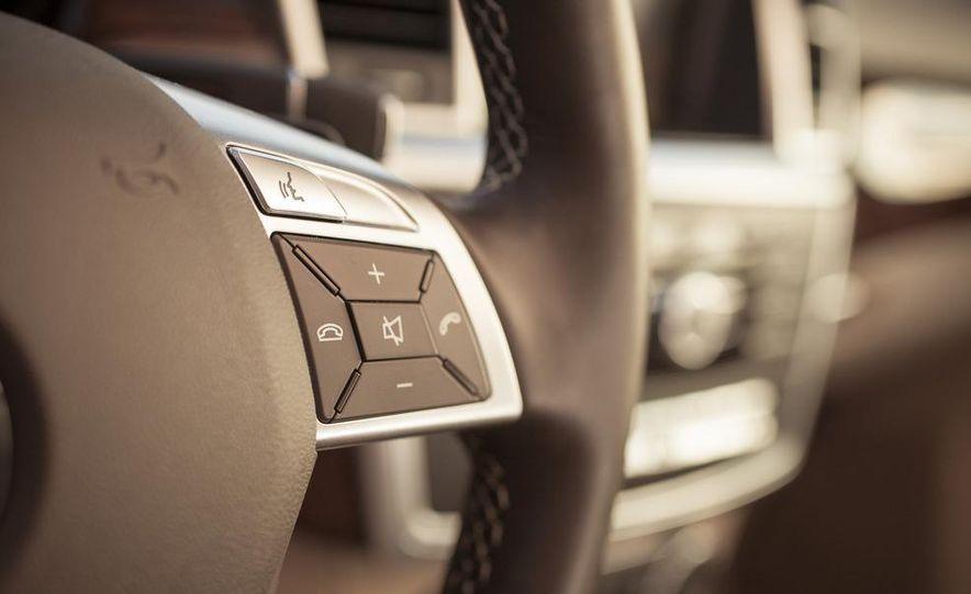 2012 Mercedes-Benz ML550 4MATIC Blue Efficiency - Slide 33