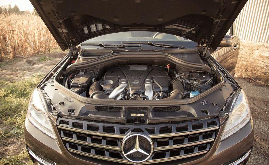 2012 Mercedes-Benz ML550 4MATIC Blue Efficiency - Slide 52