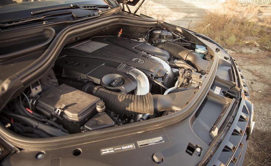 2012 Mercedes-Benz ML550 4MATIC Blue Efficiency - Slide 54