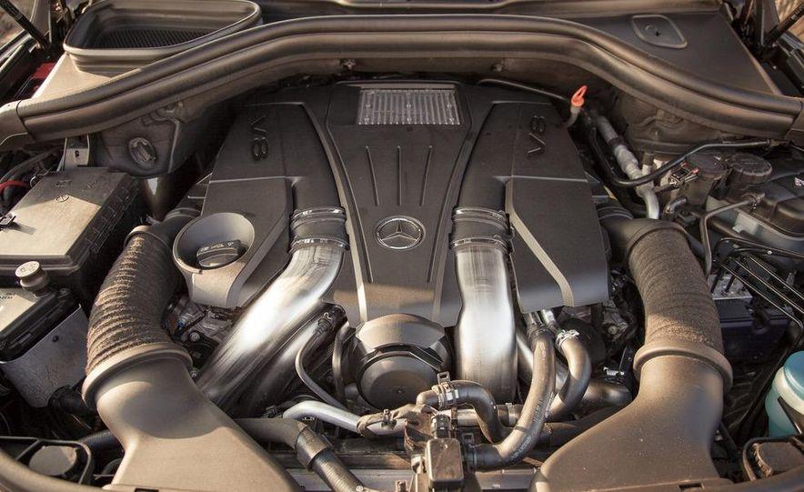 2012 Mercedes-Benz ML550 4MATIC Blue Efficiency - Slide 55