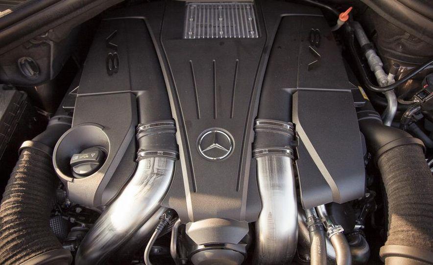 2012 Mercedes-Benz ML550 4MATIC Blue Efficiency - Slide 56