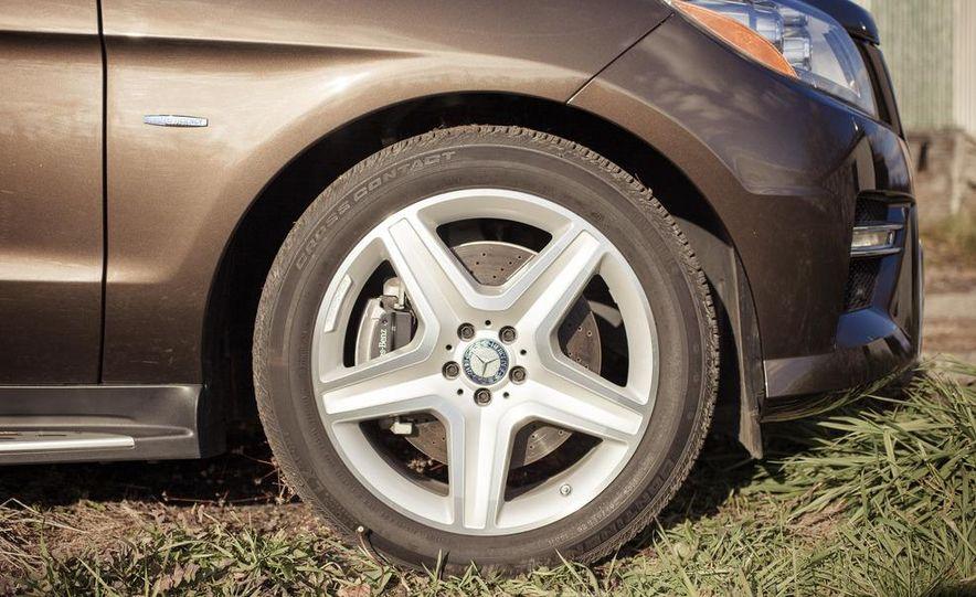 2012 Mercedes-Benz ML550 4MATIC Blue Efficiency - Slide 17