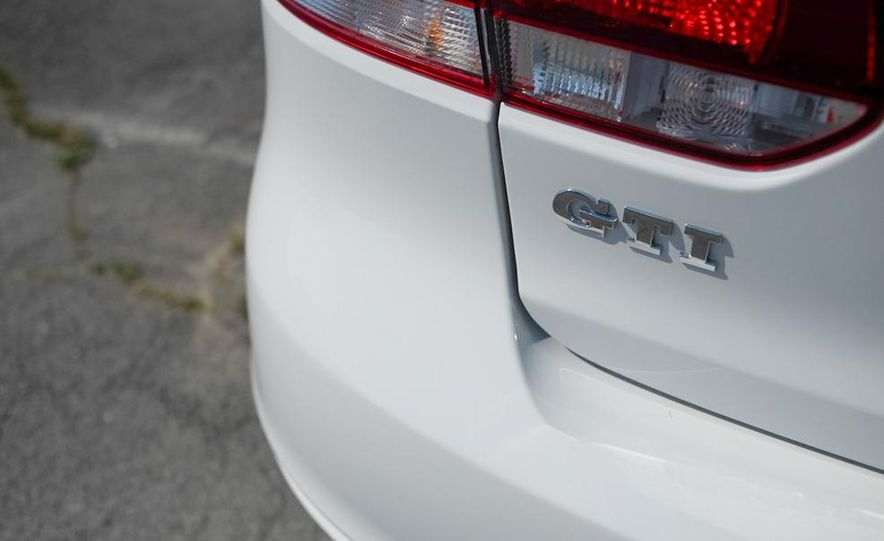 2012 Volkswagen GTI and 2013 Ford Focus ST - Slide 37