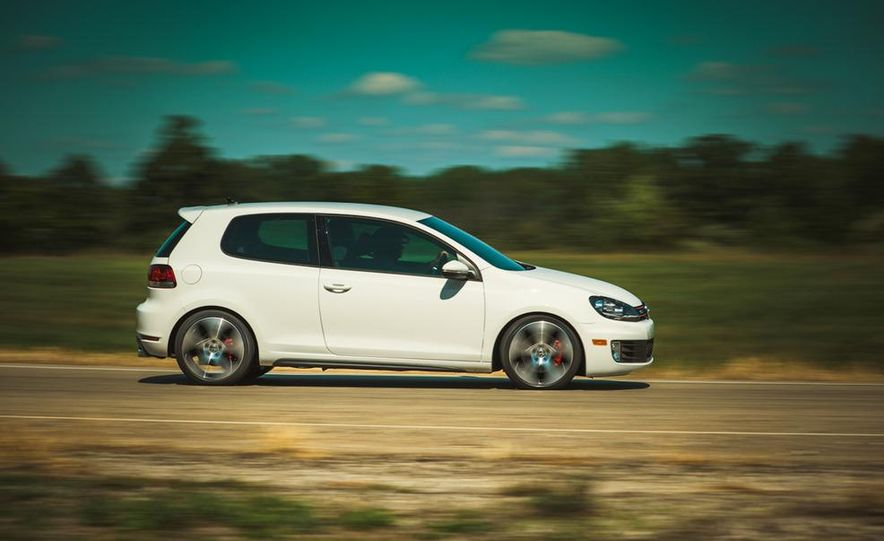 2012 Volkswagen GTI and 2013 Ford Focus ST - Slide 33