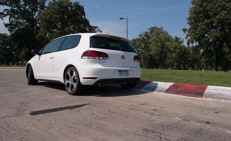 2012 Volkswagen GTI and 2013 Ford Focus ST - Slide 34
