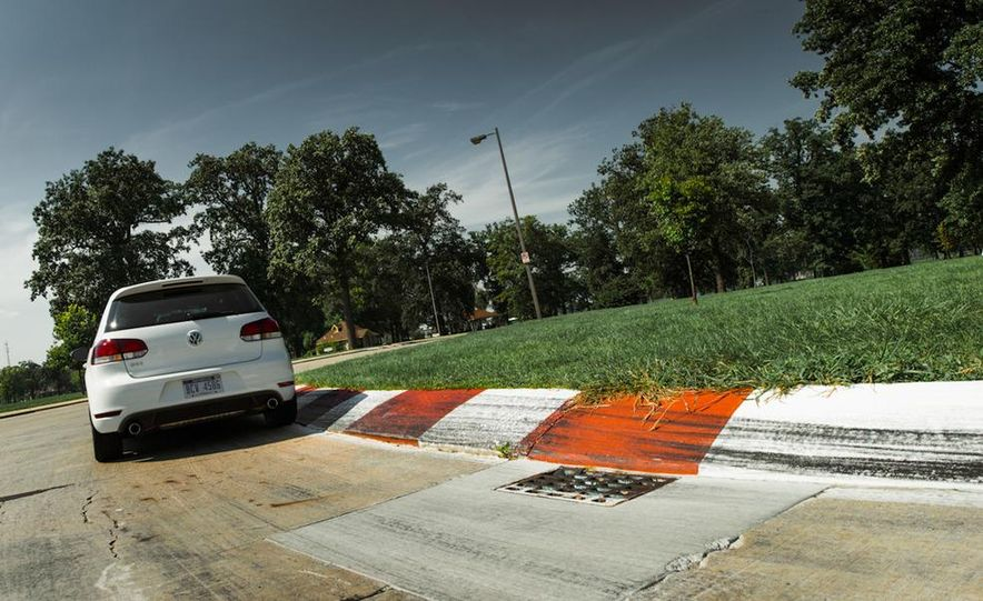 2012 Volkswagen GTI and 2013 Ford Focus ST - Slide 35