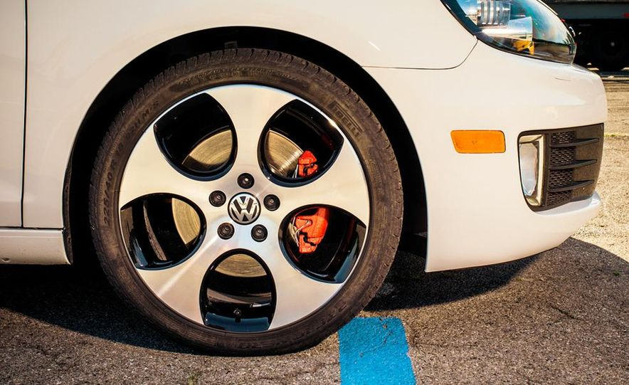 2012 Volkswagen GTI and 2013 Ford Focus ST - Slide 36