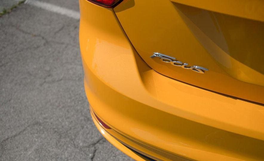2012 Volkswagen GTI and 2013 Ford Focus ST - Slide 26