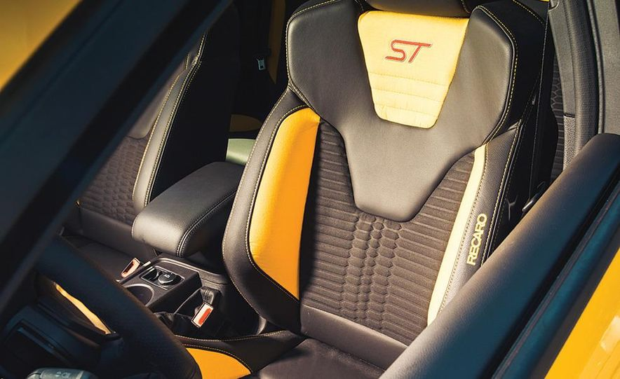 2012 Volkswagen GTI and 2013 Ford Focus ST - Slide 25
