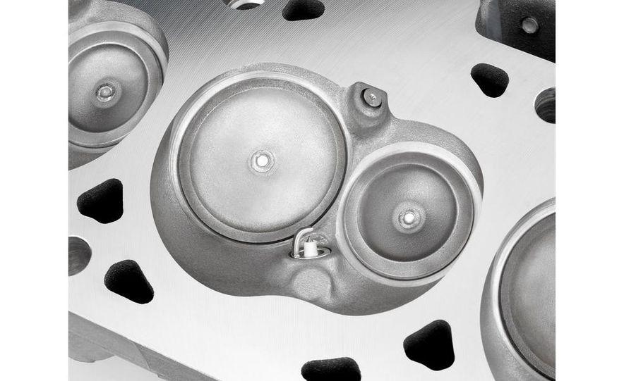 2014 Chevrolet Corvette LT1 6.2-liter V8 VVT DI engine - Slide 24