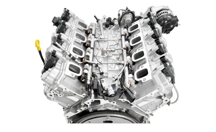 2014 Chevrolet Corvette LT1 6.2-liter V8 VVT DI engine - Slide 7