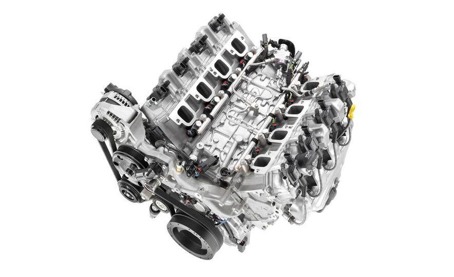2014 Chevrolet Corvette LT1 6.2-liter V8 VVT DI engine - Slide 6